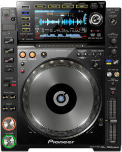 Pioneer CDJ 2000 Nexus - Location mixage - Audio DJ - Quartz Audio - Lille