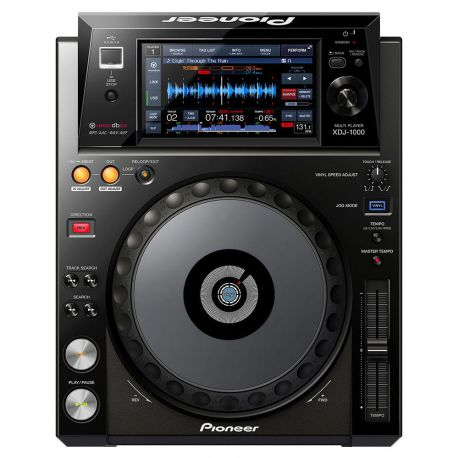 XDJ1000 - Pioneer - Quartz Audio - Location Son - Lille